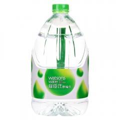 屈臣氏 蒸馏水蒸馏制法水饮用水4.5L