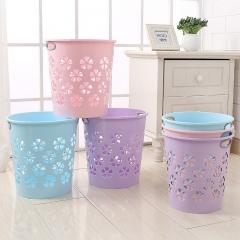 东森 圆形纸篓 垃圾桶 下单备注颜色