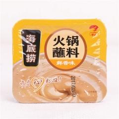 海底捞火锅蘸料 鲜香味100g 涮肉酱火锅沾料