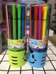 博采 18色水彩笔