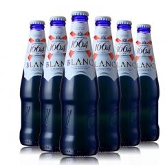 1664  国产白啤酒330ml