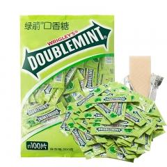 绿箭口香糖一片装