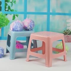 茶花 欧式小方凳   颜色随机