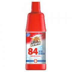 威王84除菌液 家居衣物专业除菌84消毒液消毒水600g