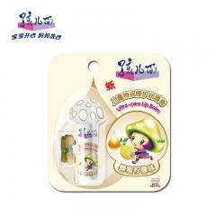 孩儿面 儿童特润修护润唇膏 蜂蜜柠檬味 3.5g