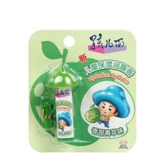 孩儿面 儿童保湿润唇膏 香甜青苹味 3.5g