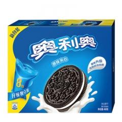 亿滋奥利奥夹心饼干巧克力家庭装466g