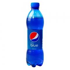 百事可乐 500本金6期怎么倍投蓝色blue可乐 汽水饮料 450ml