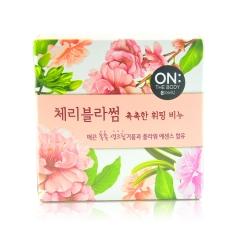 LG 安宝笛 香皂(韩国 on the body) 韩国bte365取不出钱_bte365客服_bte365官网邮箱 90g 樱花保湿奶油香皂