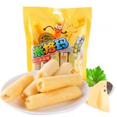 徐福记 米果卷咸香芝士味90g/袋