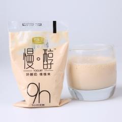 君乐宝  慢醇  早餐酸奶儿童牛奶150g*15 一袋 慢醇