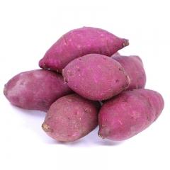 【优鲜生活】紫红薯 一斤