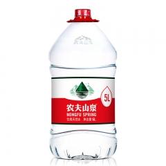 农夫山泉 矿泉水 一桶 5l