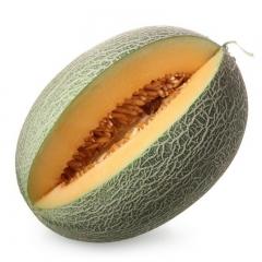 海南天蜜瓜 哈密瓜 网纹瓜 一个约3斤