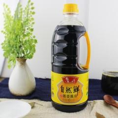鲁花 自然 鲜酱油1L