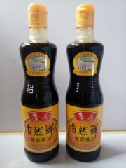 鲁花酱油 自然鲜酱油 500ML