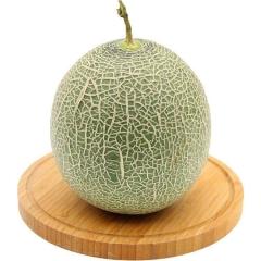 台湾玲珑蜜瓜一个约3斤